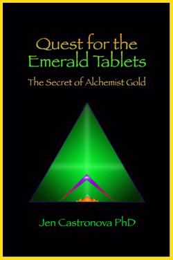 Quest for the Emerald Tablets